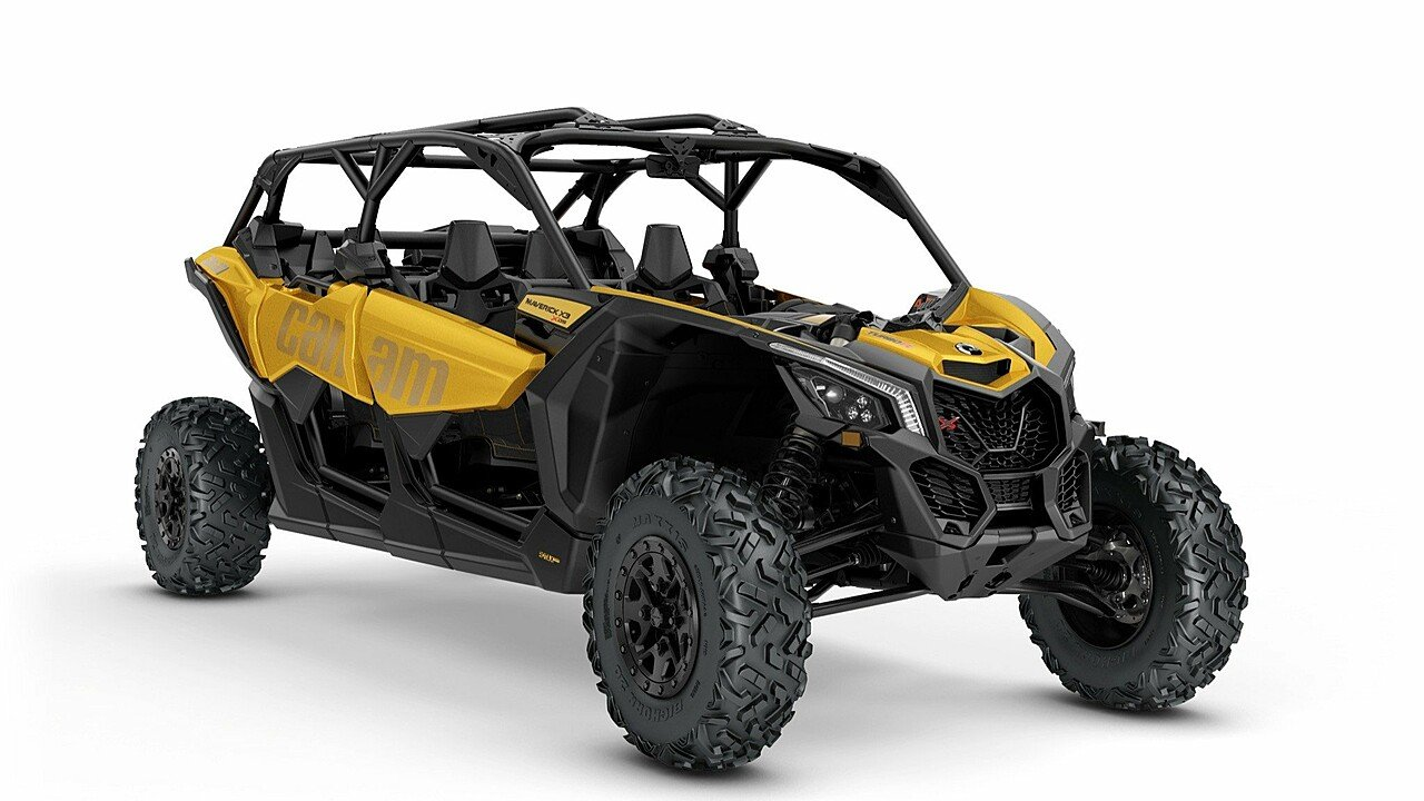 2018 Can-Am Maverick MAX 1000R for sale 200467158