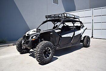 2018 Can-Am Maverick MAX 1000R for sale 200474912