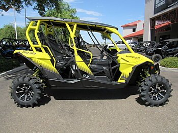 2018 Can-Am Maverick MAX 1000R for sale 200476317