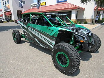 2018 Can-Am Maverick MAX 1000R for sale 200476471