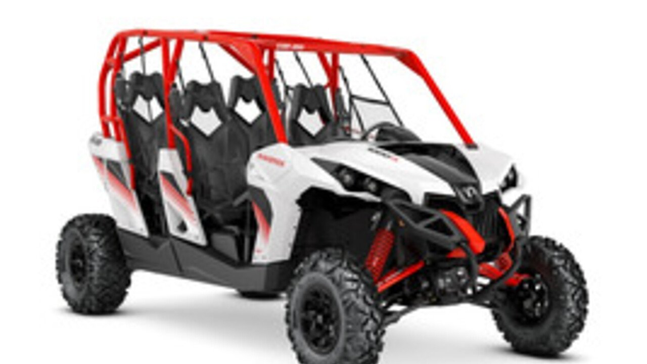 2018 Can-Am Maverick MAX 1000R for sale 200478498