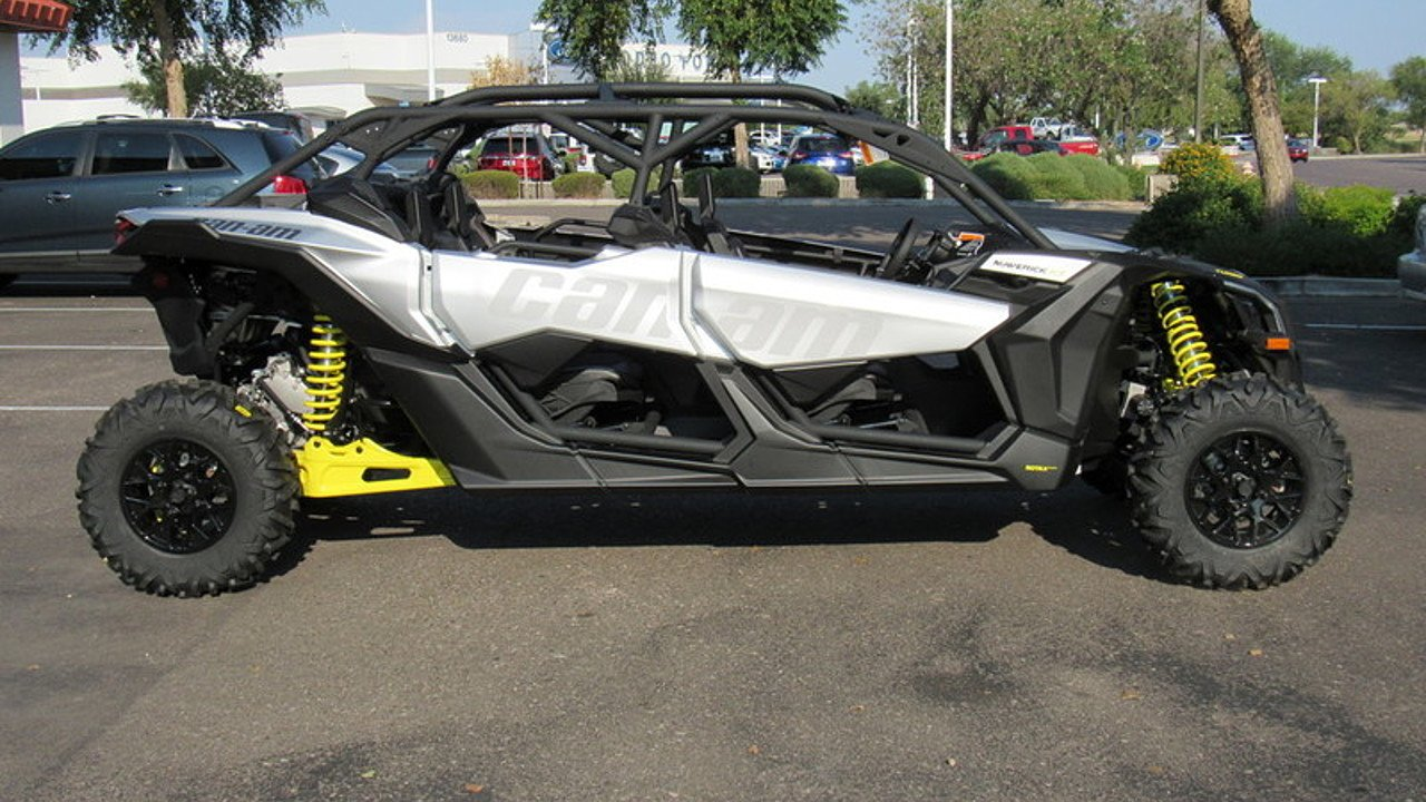 2018 Can-Am Maverick MAX 1000R for sale 200498213