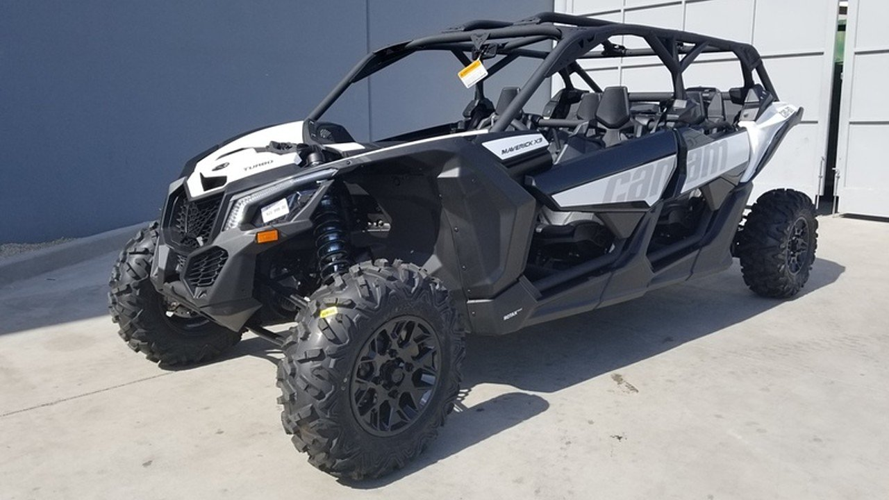 2018 Can-Am Maverick MAX 1000R for sale 200498381