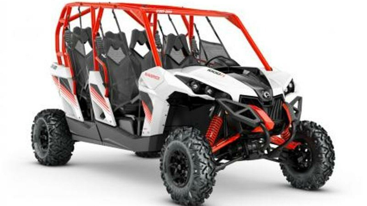 2018 Can-Am Maverick MAX 1000R for sale 200502153