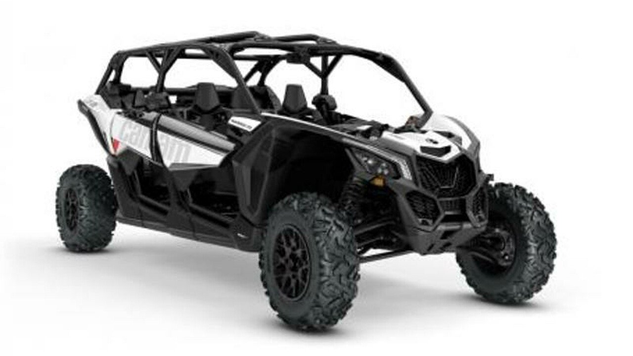 2018 Can-Am Maverick MAX 1000R for sale 200502155