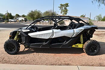 2018 Can-Am Maverick MAX 1000R for sale 200502806