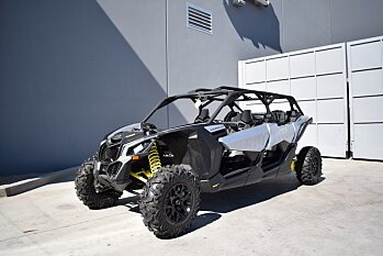 2018 Can-Am Maverick MAX 1000R for sale 200504668