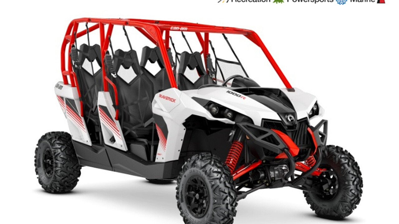 2018 Can-Am Maverick MAX 1000R for sale 200511266