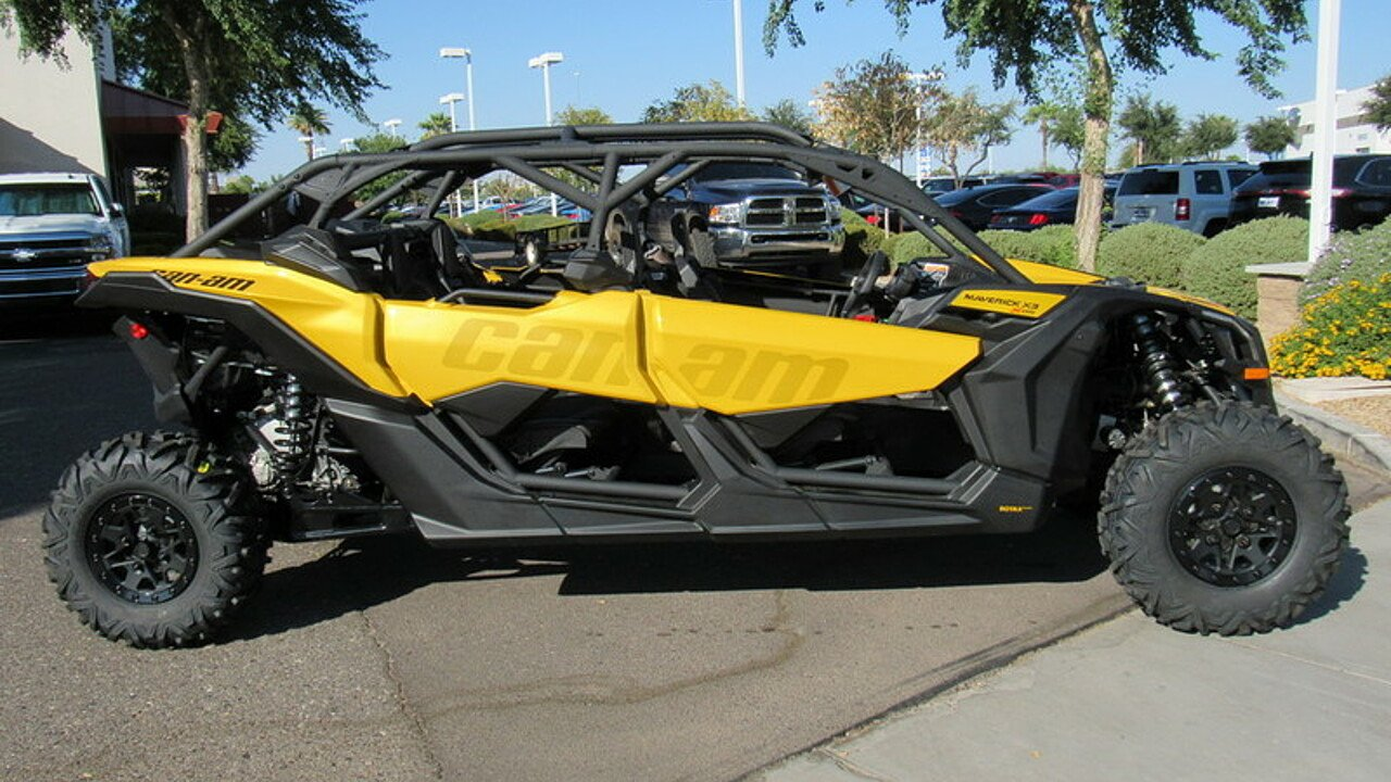 2018 Can-Am Maverick MAX 1000R for sale 200516900
