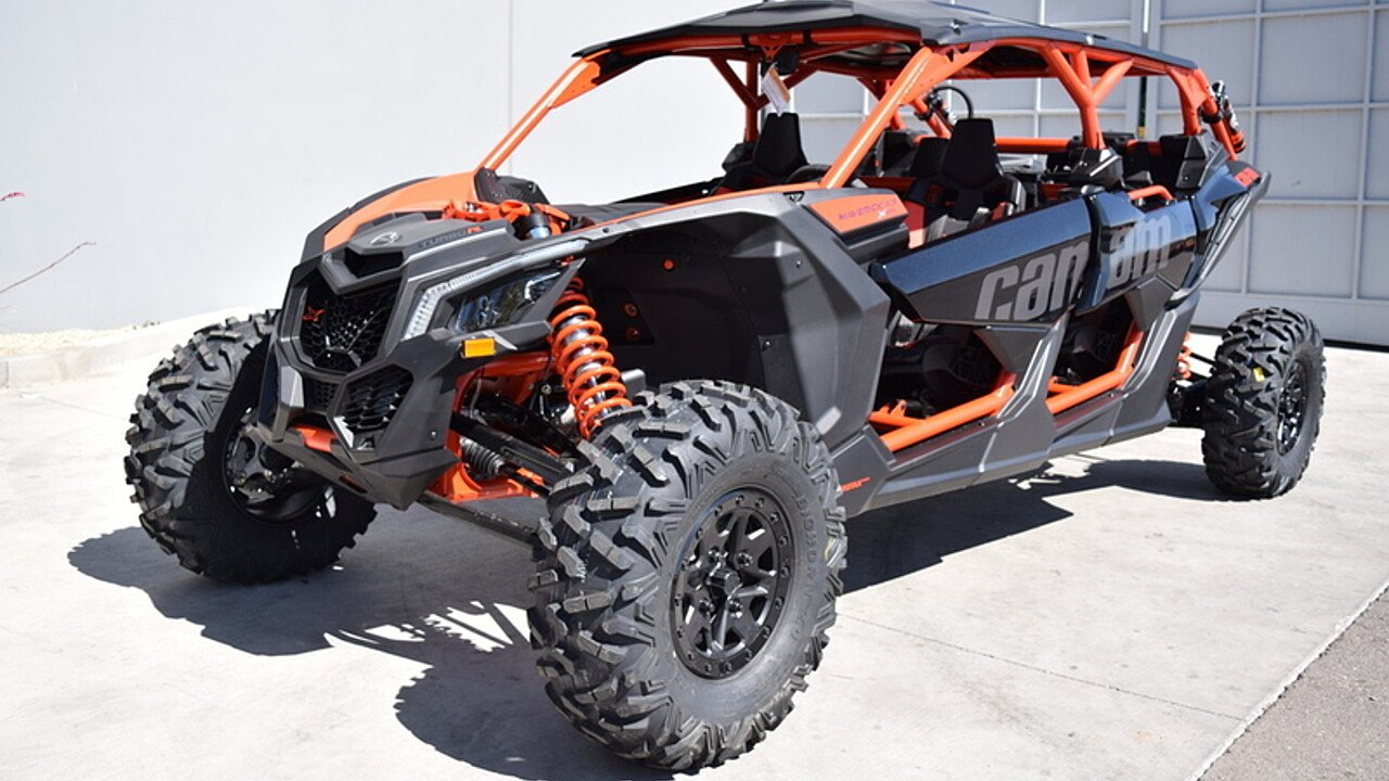 2018 Can-Am Maverick MAX 1000R for sale 200563691
