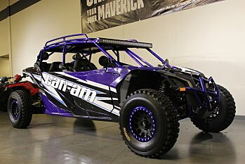 2018 Can-Am Maverick MAX 1000R for sale 200567033