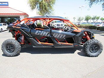 2018 Can-Am Maverick MAX 1000R for sale 200578696