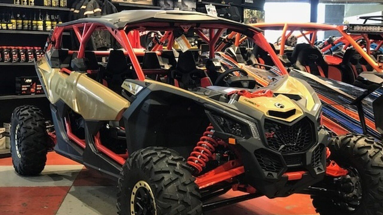 2018 Can-Am Maverick MAX 1000R for sale 200580253
