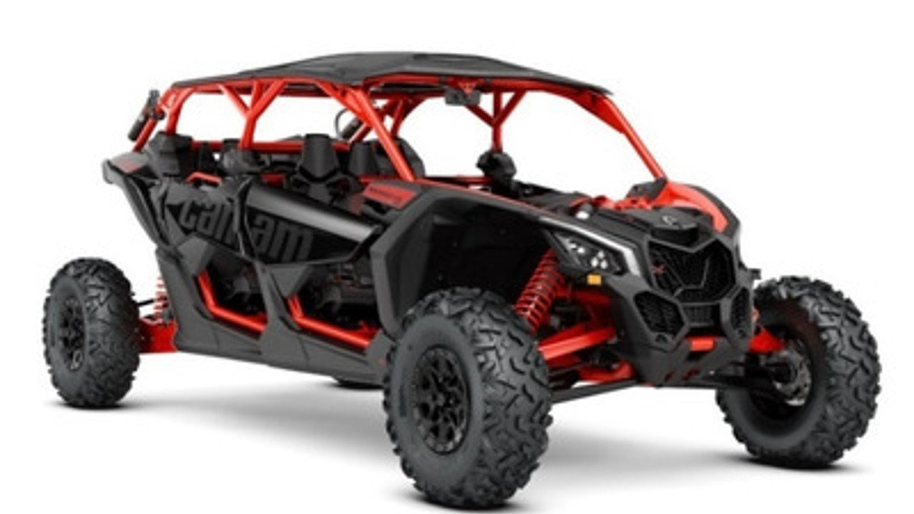 2018 Can-Am Maverick MAX 1000R for sale 200580278