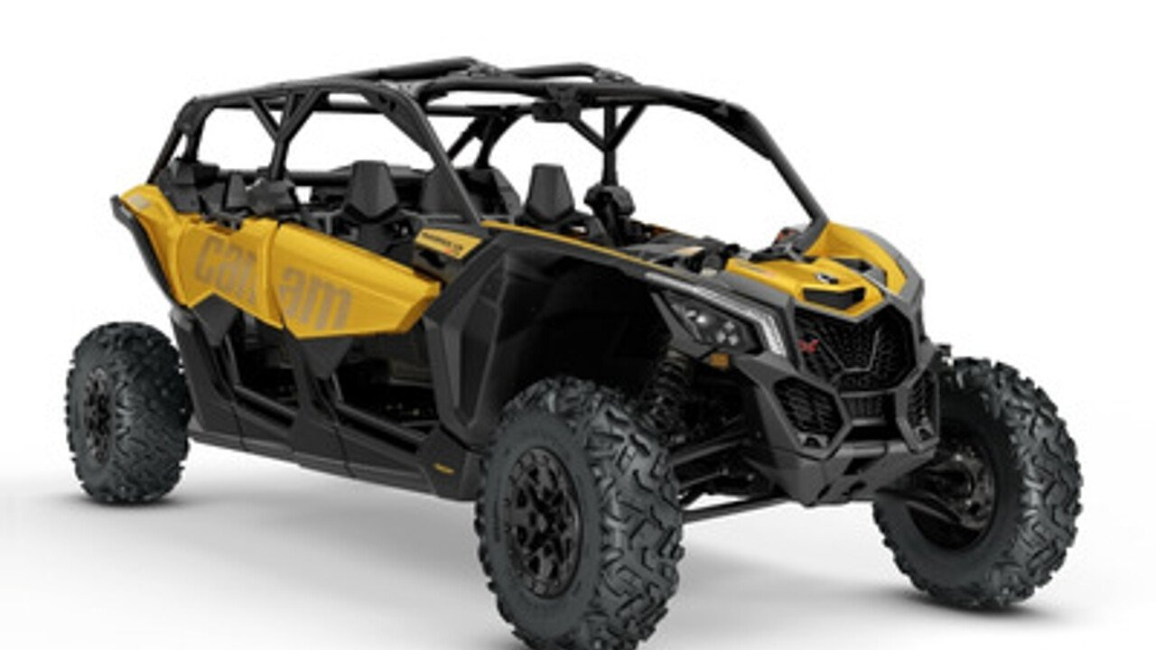 2018 Can-Am Maverick MAX 1000R for sale 200582608