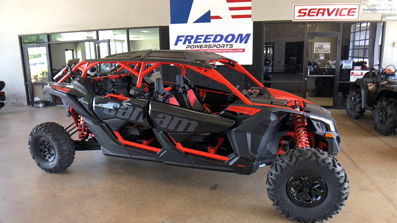 2018 Can-Am Maverick MAX 1000R for sale 200592968