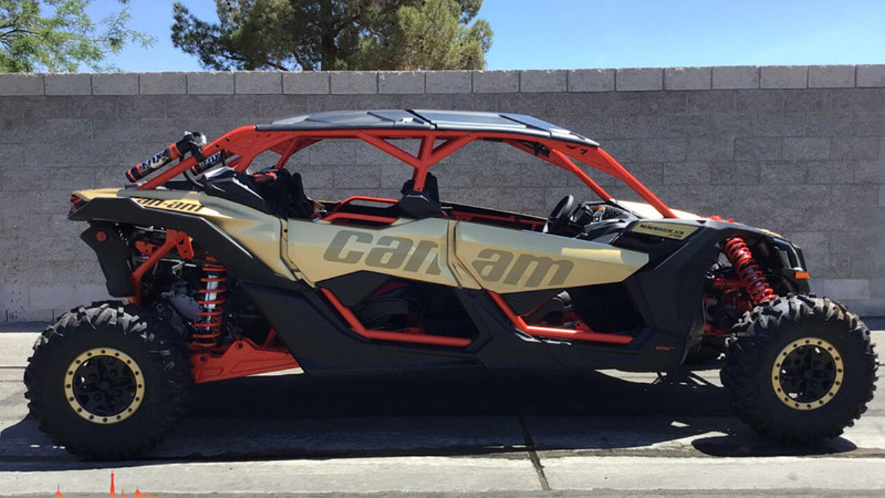 2018 Can-Am Maverick MAX 1000R for sale 200599642