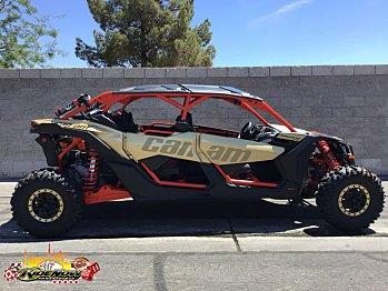 2018 Can-Am Maverick MAX 1000R for sale 200599645