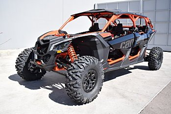 2018 Can-Am Maverick MAX 1000R for sale 200601491