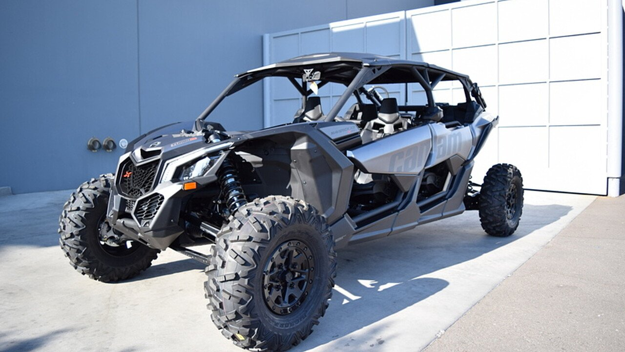 2018 Can-Am Maverick MAX 1000R for sale 200619094
