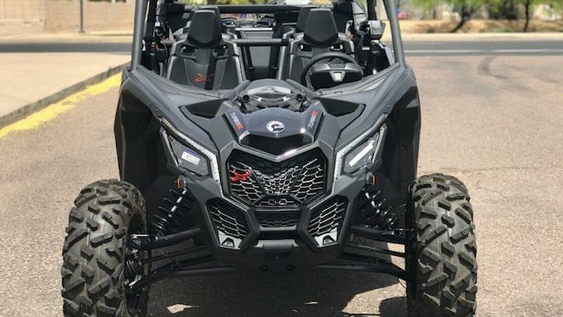 2018 Can-Am Maverick MAX 1000R for sale 200627773