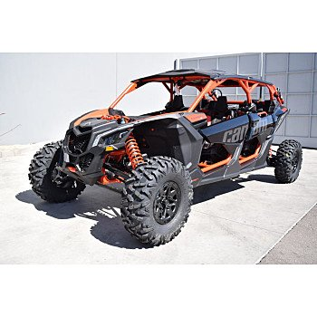 2018 Can-Am Maverick MAX 1000R for sale 200656707