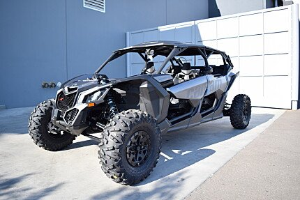 2018 Can-Am Maverick MAX 1000R for sale 200489131
