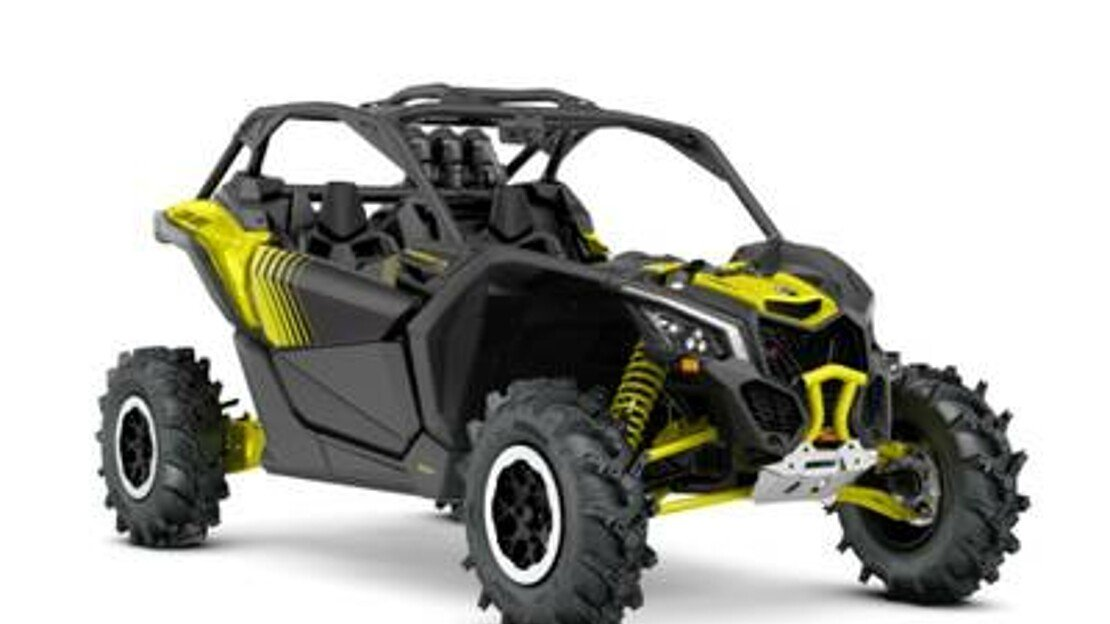 2018 Can-Am Maverick MAX 900 X3 XMR Turbo R for sale 200592659