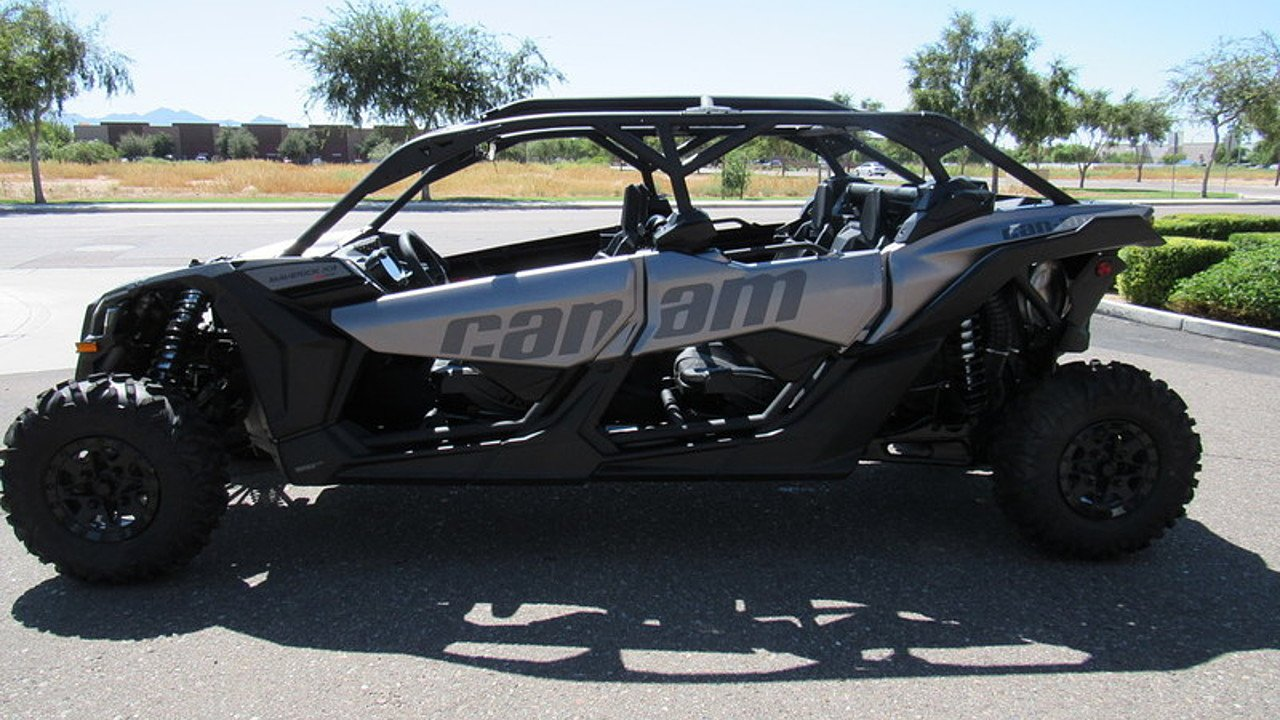 2018 Can-Am Maverick MAX 900 for sale 200599632