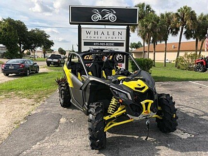 2018 Can-Am Maverick MAX 900 X3 XMR Turbo R for sale 200593079