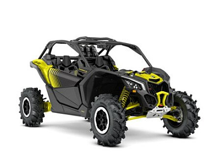 2018 Can-Am Maverick MAX 900 X3 XMR Turbo R for sale 200609622