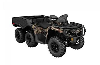 2018 Can-Am Outlander 1000 for sale 200502201
