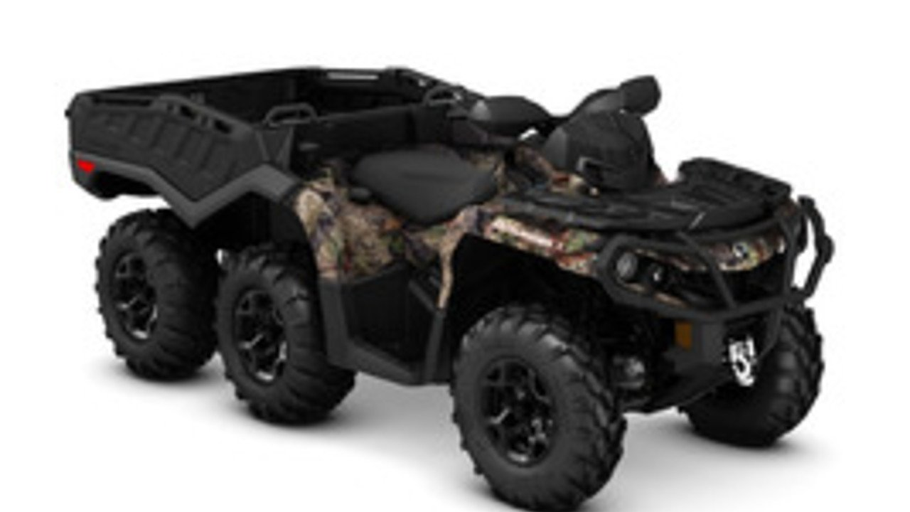 2018 Can-Am Outlander 1000 for sale 200532945