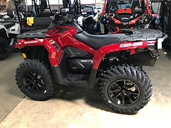 2018 Can-Am Outlander 1000R for sale 200501668