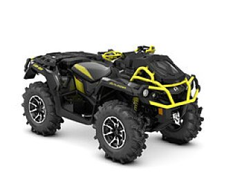 2018 Can-Am Outlander 1000R XMR for sale 200550600