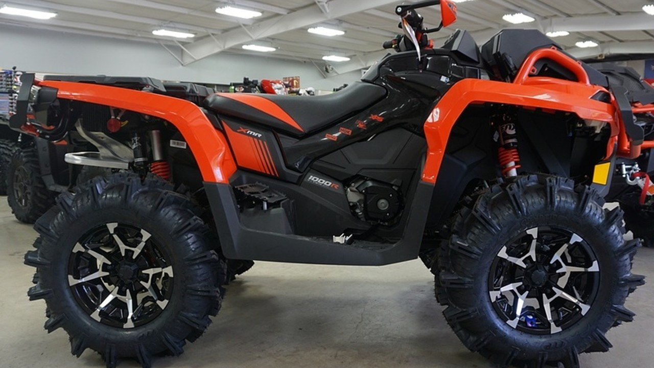 2018 Can-Am Outlander 1000R XMR for sale 200570303