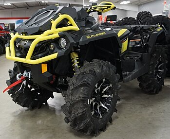 2018 Can-Am Outlander 1000R XMR for sale 200575068