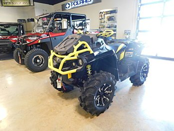 2018 Can-Am Outlander 1000R XMR for sale 200597473