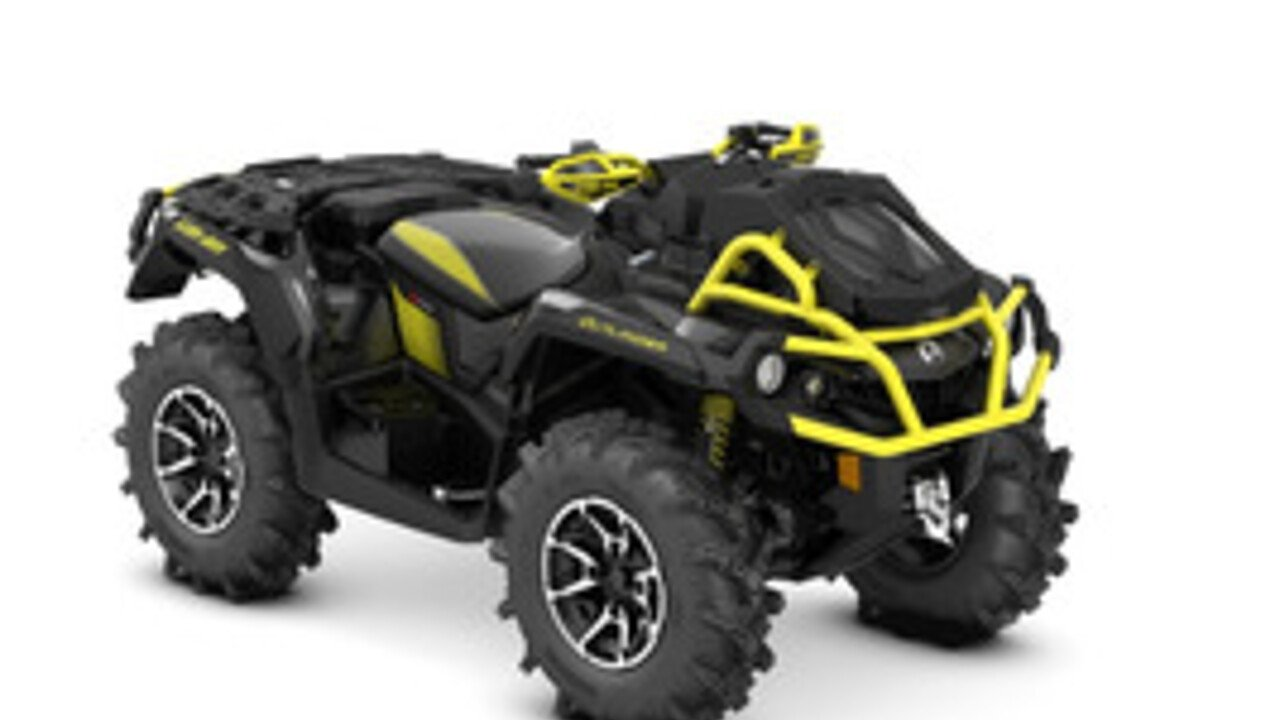 2018 Can-Am Outlander 1000R XMR for sale 200599044