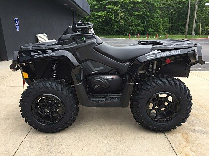 2018 Can-Am Outlander 1000R for sale 200600226