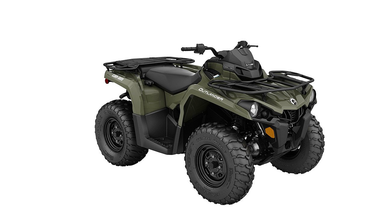 2018 Can-Am Outlander 450 for sale 200474201