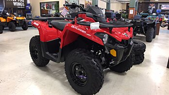2018 Can-Am Outlander 450 for sale 200477144