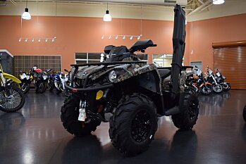 2018 Can-Am Outlander 450 for sale 200489125