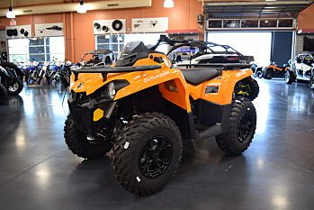 2018 Can-Am Outlander 450 for sale 200489138