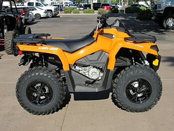 2018 Can-Am Outlander 450 for sale 200493946