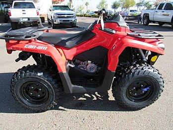 2018 Can-Am Outlander 450 for sale 200494496