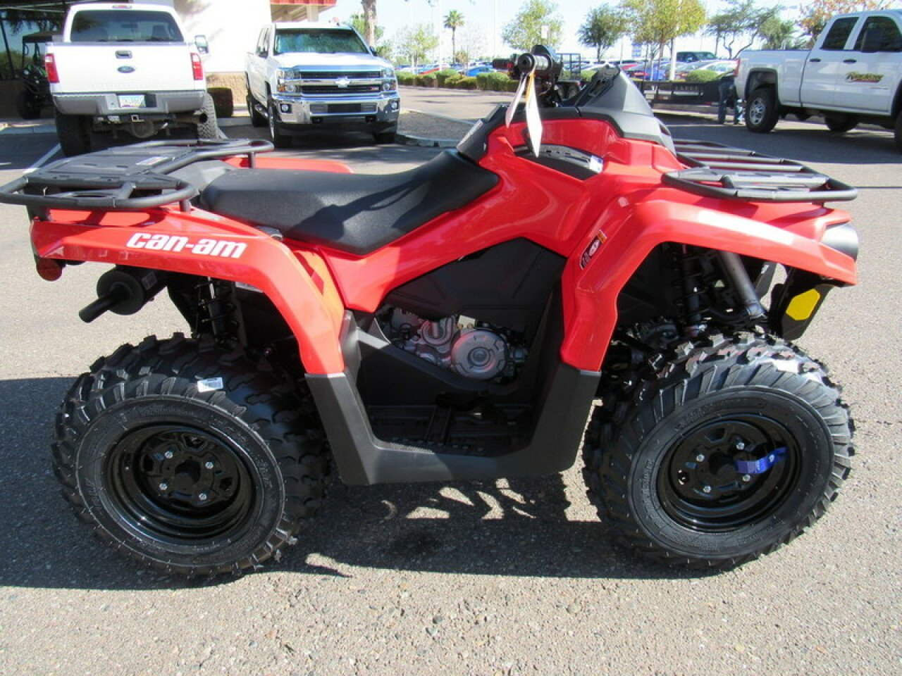 Can Am Atv Goodyear Az >> 2018 Can Am Outlander 450 For Sale Near Goodyear Arizona 85338