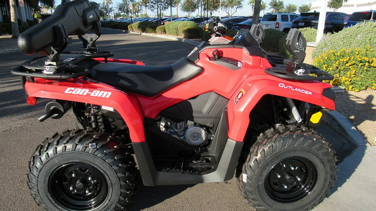 2018 Can-Am Outlander 450 for sale 200494522
