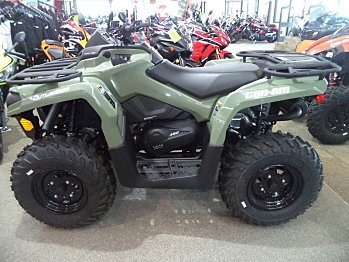 2018 Can-Am Outlander 450 for sale 200500255