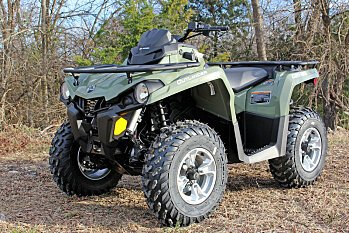 2018 Can-Am Outlander 450 for sale 200509838